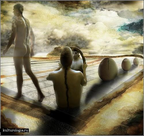 Коллекция картин под названием *Dreams*. О чем мечтает Гьедриус Нетуриаускас (Giedrius Neturiauskas)?