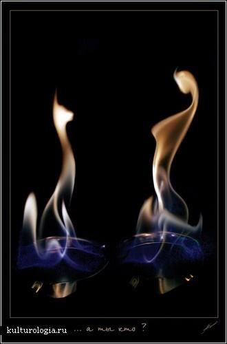 Живое пламя Адиля Кусова. Фототворчество