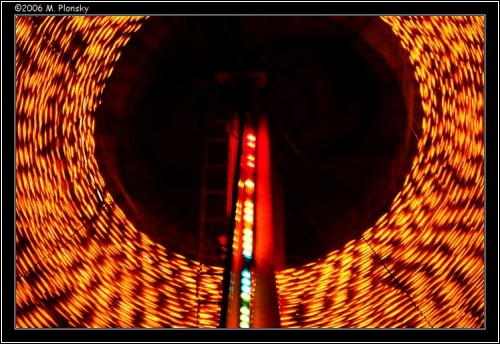 Карнавальные огни фотохудожника Марка Плонски (Mark Plonsky)