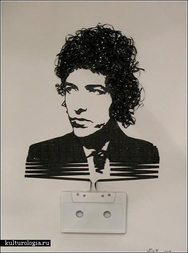 Креативное использование старых кассетных и бобинных аудиозаписей. Творчество iRI5