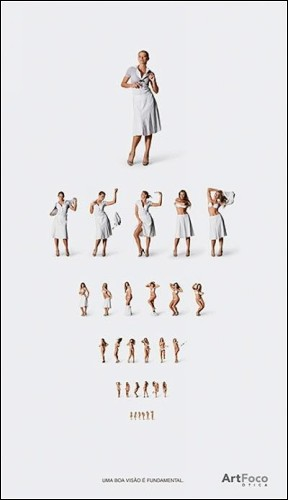 Креативная полиграфическая реклама товаров и услуг