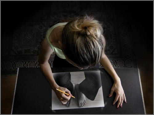 Оптические иллюзии или живые картинки
