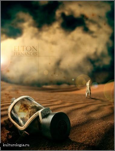Эмоциональный сюрреализм Элтона Фернандеса (Elton Fernandes)