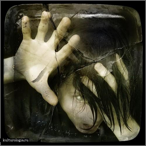 Dark art норвежского автора Эрленда Морка (Erlend Mork)