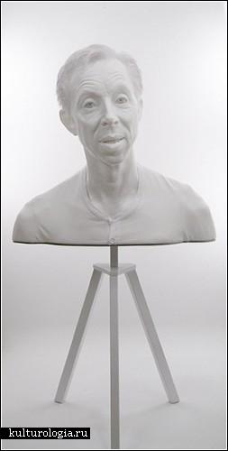 Реалистичные гиганты канадского скульптора Эвана Пенни (Evan Penny)