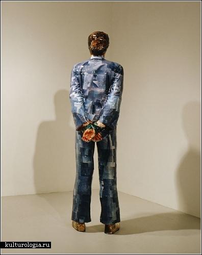 Трехмерные скульптуры из сотен фотоснимков