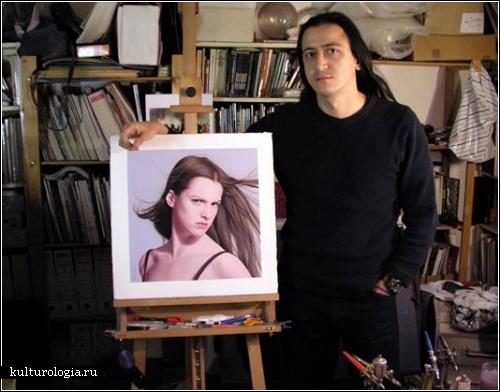 Фотореализм в фотографиях-картинах Губерта де Лартига (Hubert De Lartigue)