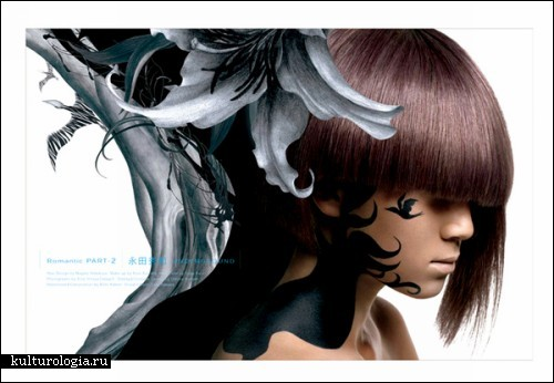 Черно-белое творчество Каори Маки