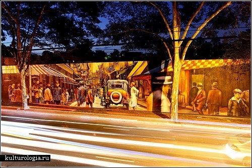 Street art. Городское творчество Эдуардо Кобра (Eduardo Kobra)