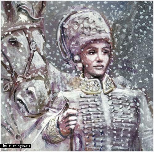 Императрица Екатерина. Фантастические мозаики Льюиса Лаво (Lewis Lavoie)