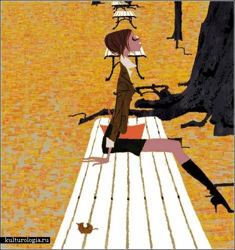 Иллюстрации японского аниматора Tadahiro Uesugi