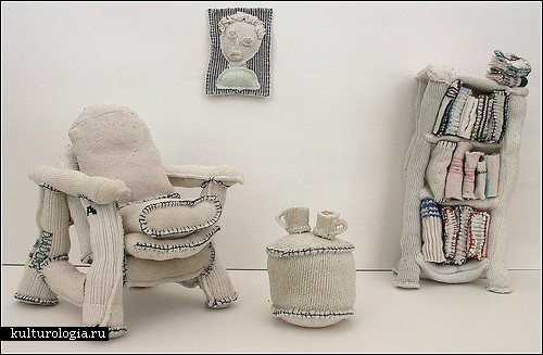 Настенушка.  Из кусочков ткани можно сделать мебель.  Регистрация.  10.12.2011. Записи в дневнике.
