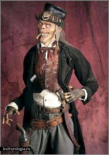 Уродливые куклы-гиганты Скотта Томаса Кюблера (Thom Kuebler)