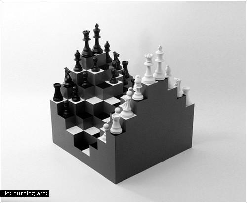 Трехмерные шахматы