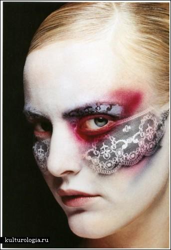 Искусство спрей-макияжа