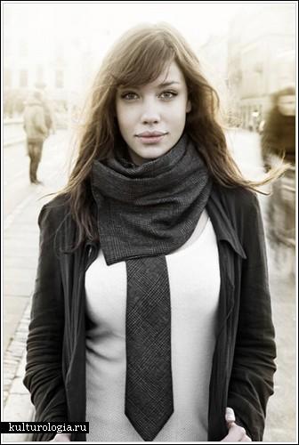 Галстук-шарф