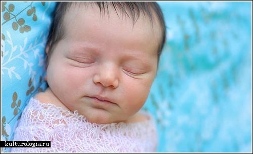 Фотографии новорожденных от Tracy Raver