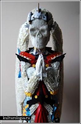 Игрушки из старых игрушек - handmade от Robert Bradford