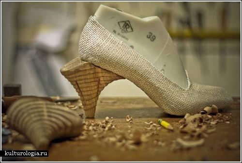 Туфли с кактусами и прочей «живностью»