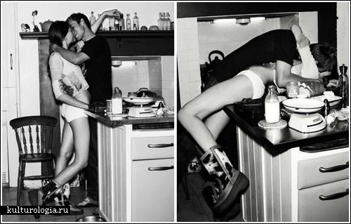 Любовный роман в фотографиях Chris Craymer