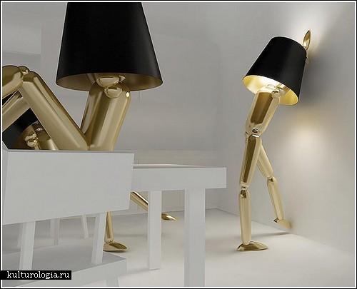 Лампы не для скромных