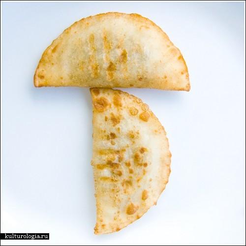 «Едфавит» = Алфавит из еды