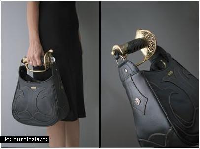Стоит отметить, что имя сумке дано в честь знаменитого японского.