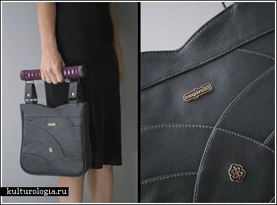Многим ли девушкам (а сумки-то женские!) понравится дизайн, сказать...