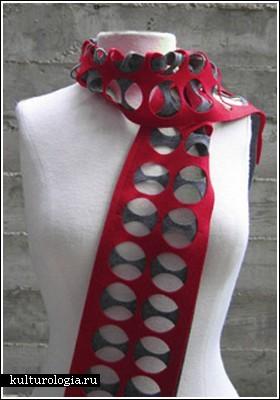 Дырявые шарфы
