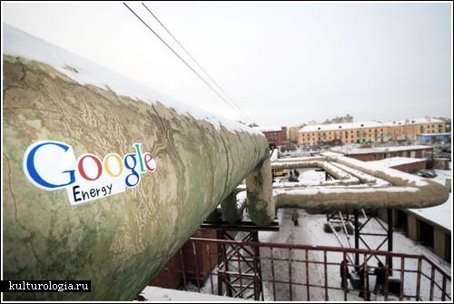Фотосессия «Мир Google» от Filippo Minelli