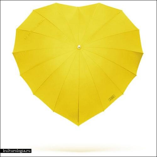Зонт для романтичных людей