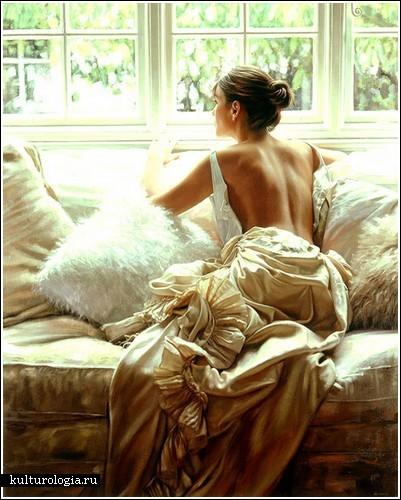 Женские образы (художник Rob Hefferan)