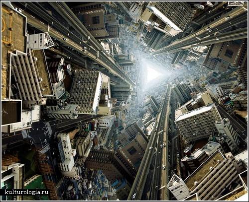 Фотографии из другой реальности от Kazuhiko Kawahara