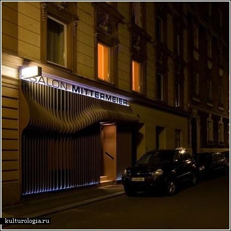 Трехмерная парикмахерская в Австрии