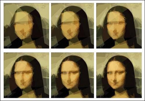 Эволюция Моны Лизы