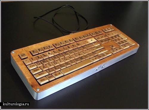 Usb клавиатура своими руками