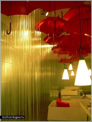 Вообще зонт это средство частичной защиты от дождя (при сильном ветре ноги все равно намокают), но ведь использовать...