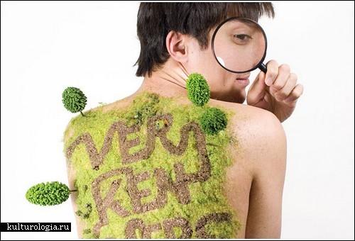 Целый пейзаж на спине – обложка для книги «Verkenners»