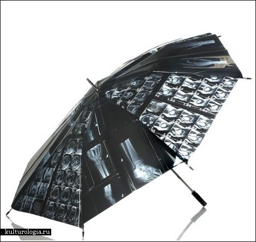 Зонт из…рентгеновских снимков