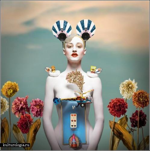 Королевы от дуэта фотографов «AlexandFelix»