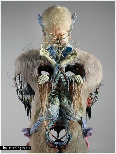 Скульптор David Altmejd