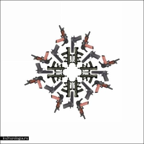 Цифровые принты мексиканского художника Артемио
