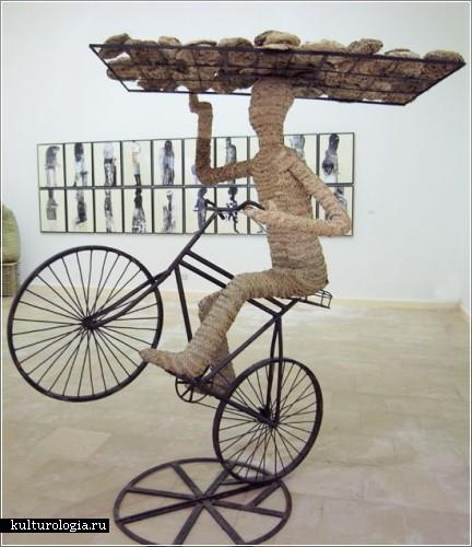 Скульптуры Ахмада Аскалани (Аhmad Аskalany)