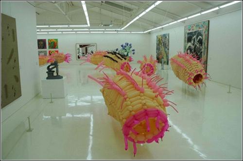 Скульптуры от Jason Hackenwerth