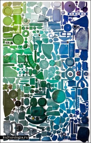 Художественный проект «Clear Art Planet» от Gilles Cenazandotti и Thierry Lede