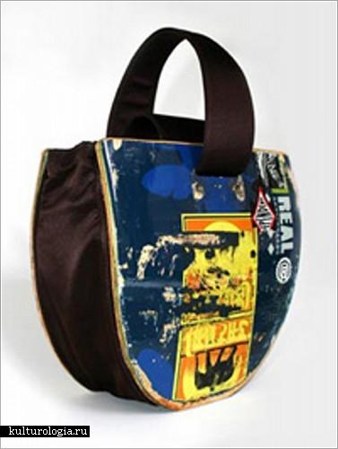 Коллекция Sk8bags от дизайнера  Бэк Хики (Beck Hickey)