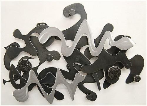 Стальные скульптуры и инсталляции от знаменитого Брюса Грейя (Bruce Gray)