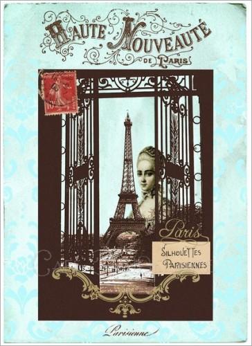Cafe Baudelaire – коллекиция винтажных принтов Венди Паулы Петтерсон (Wendy Paula Patterson)