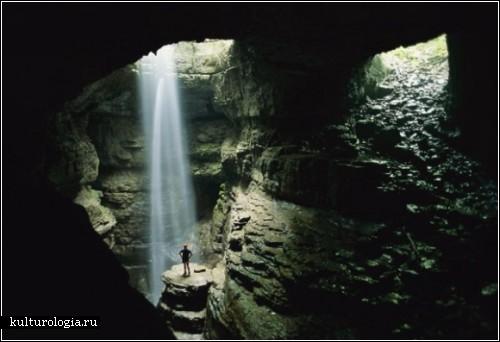 Тайны пещер. Исследовательские фотографии Стивена Альвареза (Stephen Alvarez)
