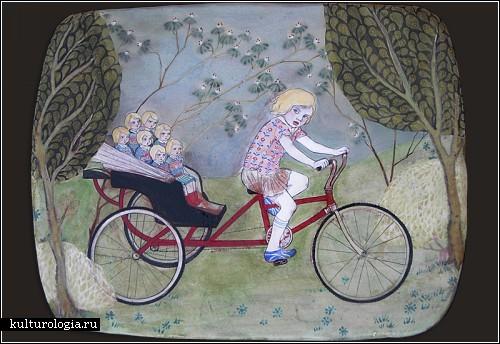 Керамические работы Аманды Мишель Смит (Amanda Michelle Smith)